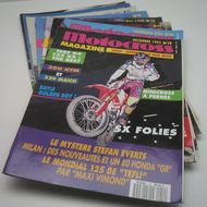 Lot MOTOCROSS MAGAZINE